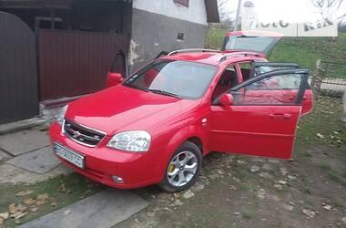 Цены Chevrolet Nubira Дизель