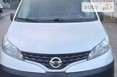 Цены Nissan NV200 Дизель