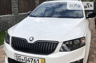 Цены Skoda Octavia RS Дизель
