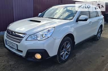 Цены Subaru Outback Дизель