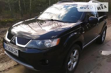 Ціни Mitsubishi Outlander Дизель