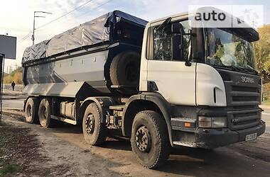 Цены Scania P Дизель