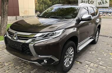Цены Mitsubishi Pajero Sport Дизель