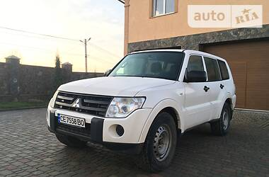 Ціни Mitsubishi Pajero Wagon Дизель