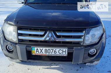 Цены Mitsubishi Pajero Wagon Дизель