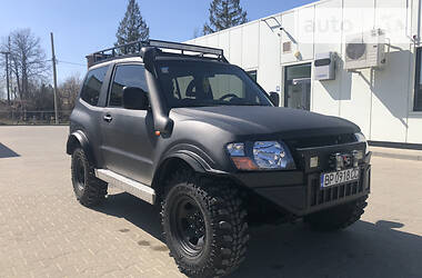Цены Mitsubishi Pajero Дизель