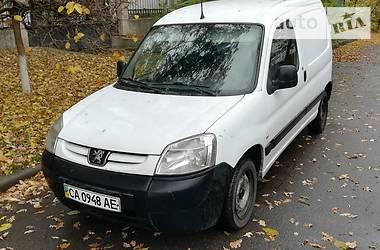 Ціни Peugeot Partner груз. Дизель