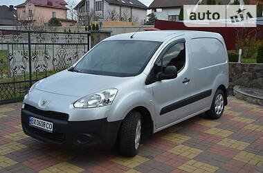 Цены Peugeot Partner груз. Дизель