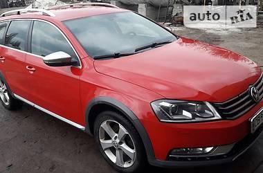 Цены Volkswagen Passat Alltrack Дизель