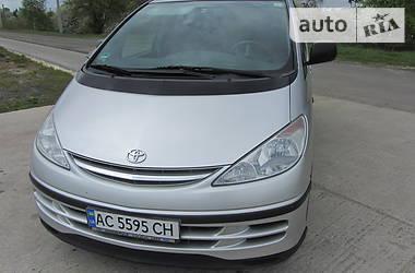 Ціни Toyota Previa Дизель