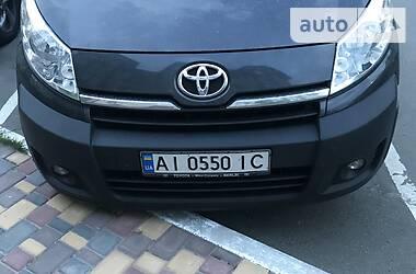 Ціни Toyota Proace Дизель