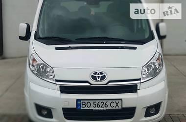 Цены Toyota Proace Дизель