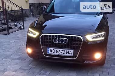 Цены Audi Q3 Дизель