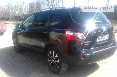Цены Nissan Qashqai+2 Дизель