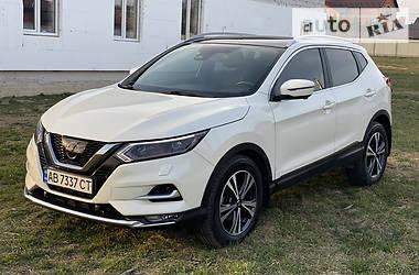 Цены Nissan Qashqai Дизель