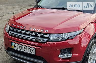 Ціни Land Rover Range Rover Evoque Дизель