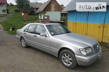 Ціни Mercedes-Benz S 300 Дизель