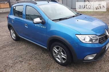 Цены Renault Sandero StepWay Дизель