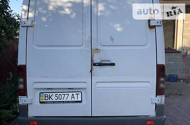 Цены Mercedes-Benz Sprinter 208 груз.-пасс. Дизель