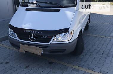 Цены Mercedes-Benz Sprinter 208 груз. Дизель