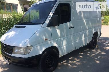 Цены Mercedes-Benz Sprinter 208 груз. Дизель