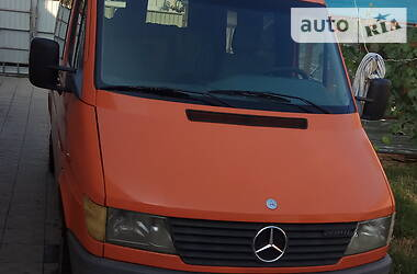 Цены Mercedes-Benz Sprinter 208 пасс. Дизель