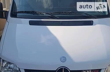 Ціни Mercedes-Benz Sprinter 208 пас. Дизель