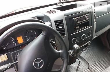 Цены Mercedes-Benz Sprinter 210 груз. Дизель