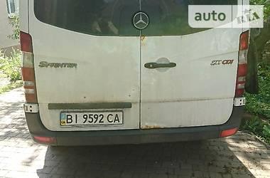 Ціни Mercedes-Benz Sprinter 211 груз. Дизель