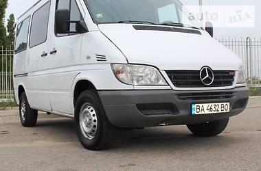 Цены Mercedes-Benz Sprinter 211 пасс. Дизель