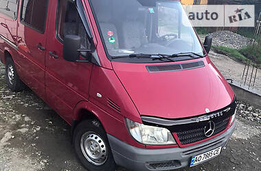 Цены Mercedes-Benz Sprinter 211 пасс. Дизель