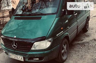 Ціни Mercedes-Benz Sprinter 212 груз-пасс Дизель
