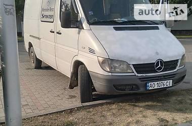 Ціни Mercedes-Benz Sprinter 212 пас. Дизель