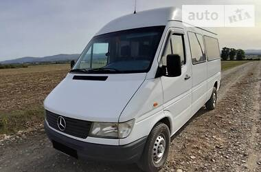 Цены Mercedes-Benz Sprinter 212 пасс. Дизель