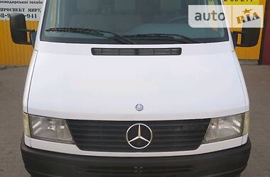 Цены Mercedes-Benz Sprinter 212 пасс. Дизель