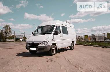 Цены Mercedes-Benz Sprinter 213 груз.-пасс. Дизель