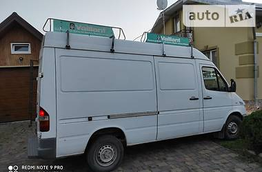 Цены Mercedes-Benz Sprinter 213 груз. Дизель