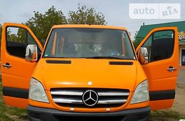 Цены Mercedes-Benz Sprinter 213 груз. Дизель