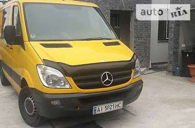 Цены Mercedes-Benz Sprinter 213 пасс. Дизель