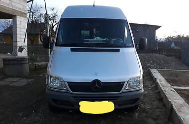 Цены Mercedes-Benz Sprinter 213 пасс. Дизель