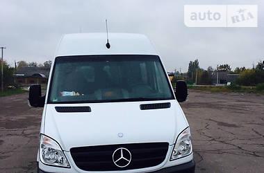 Ціни Mercedes-Benz Sprinter 213 пас. Дизель