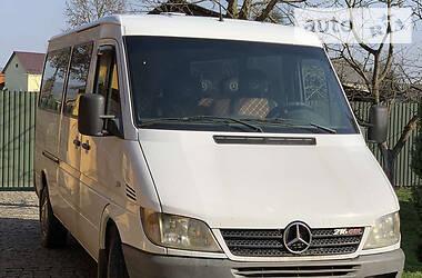 Цены Mercedes-Benz Sprinter 216 пасс. Дизель