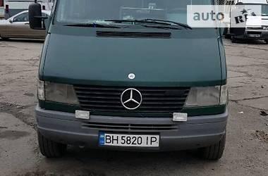 Цены Mercedes-Benz Sprinter 308 пасс. Дизель