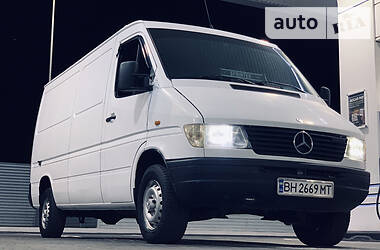 Цены Mercedes-Benz Sprinter 310 груз. Дизель