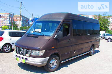 Цены Mercedes-Benz Sprinter 310 пасс. Дизель