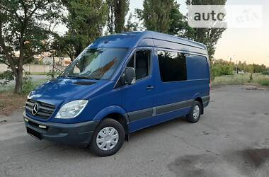 Цены Mercedes-Benz Sprinter 311 груз.-пасс. Дизель