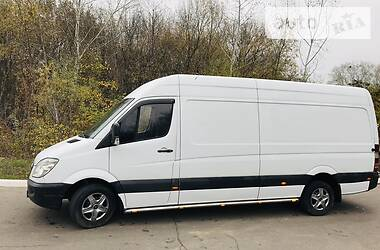 Цены Mercedes-Benz Sprinter 311 груз. Дизель