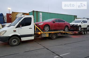 Ціни Mercedes-Benz Sprinter 311 груз. Дизель