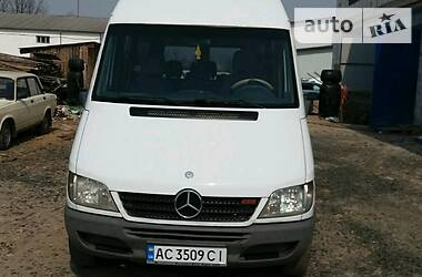 Цены Mercedes-Benz Sprinter 311 пасс. Дизель