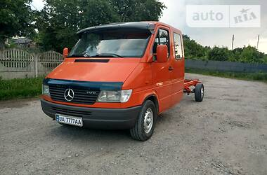 Цены Mercedes-Benz Sprinter 312 груз. Дизель
